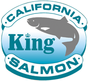 California King Salmon Logo