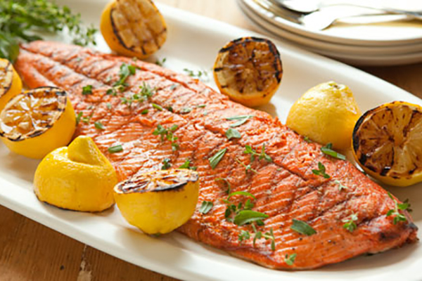 california king salmon fillet